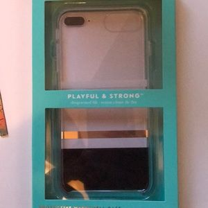 Kate spade iPhone 8plus cover